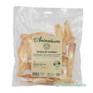 orejas de cerdo snack aninatura 150 gr